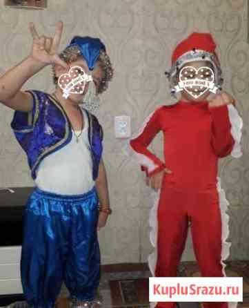 Новогодний костюм Сочи