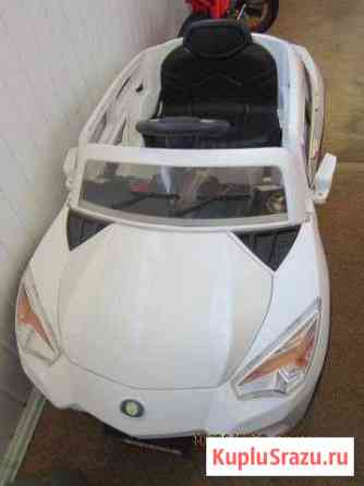 Электро-автомобиль на надувных колесах Краснодар