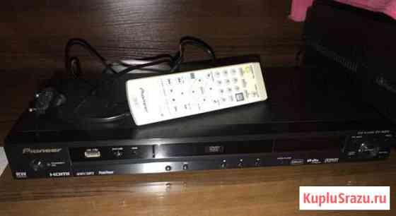 Pioneer DV-400V-kdvd, svcd, VCD, MP3, WMA, JPG, Di Сочи