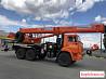 Автокран 25 тонн Клинцы 33 метра Кс-55713-5К-4В
