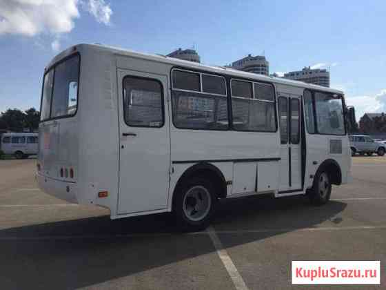 Автобус паз Новороссийск