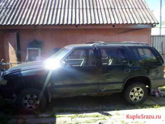 Chevrolet Blazer 2.2МТ, 1997, внедорожник Лесной Городок