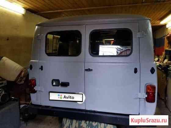 УАЗ 2206 2.4МТ, 1995, микроавтобус Фряново