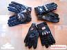 Перчатки PRO-biker MCS-05 black кожа