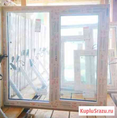 Окна готовые / на заказ 1201*1201 Лесной