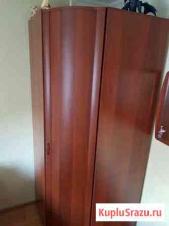 Угловой шкаф Лесной