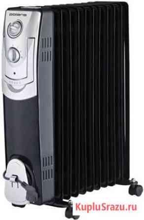 Новый масляный радиатор Polaris PRE L 1125.11 секц Железнодорожный