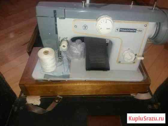 Швейная машинка Подльск 132 Троицк