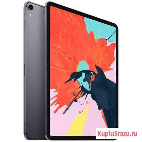 iPad Pro (2018) 12,9 WiFi+SIM 64 гб, серый космос Анапа