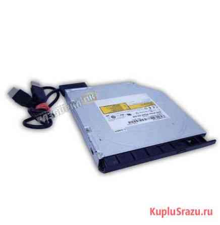 USB 2,0 дисковод Внешний Переходник + привод Slim Краснодар