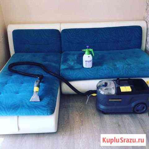 Химчистка мягкой мебели, ковровых покрытий Новочеркасск