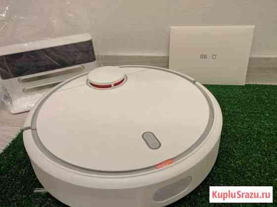 В наличии робот-пылесос Xiaomi Mi Robot Vacuum new Набережные Челны