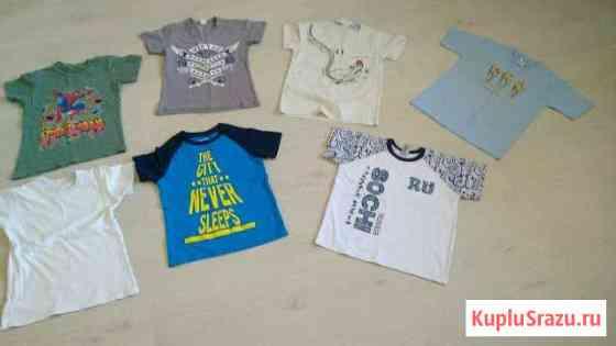 Детские футболки на рост 135-140 Набережные Челны