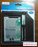 HDD caddy для замены DVD на HDD/SSD