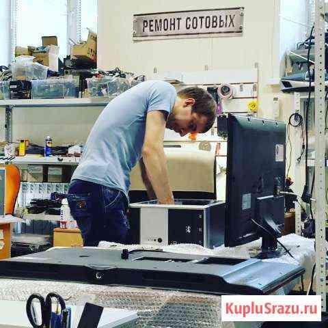 Ремонт любой техники в сервисном центре Элком Казань