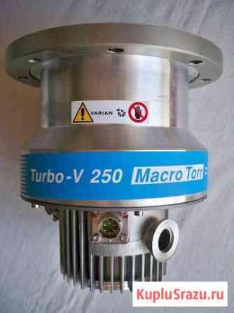 Насос Varian Turbo-V V250 9699007 MacroTorr Италия Москва