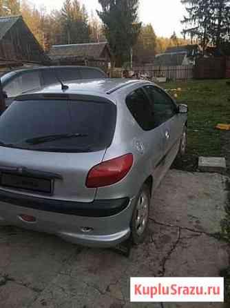 Peugeot 206 1.4МТ, 2001, хетчбэк Троицк