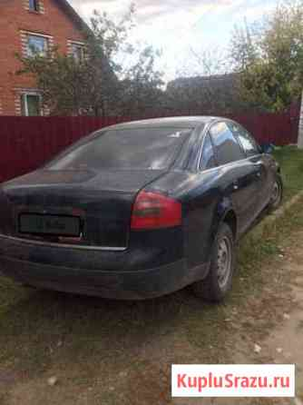 Audi A6 2.4AT, 1997, седан Белоозёрский