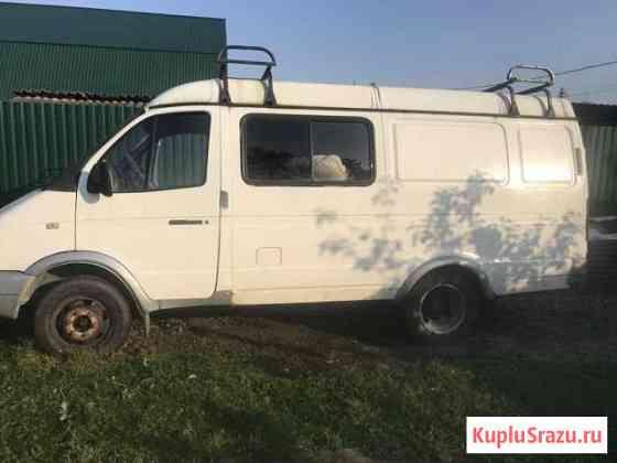ГАЗ ГАЗель 2705 2.4МТ, 2004, фургон Белоозёрский