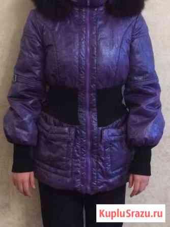 Куртка зимняя 42 размер Лесной Городок