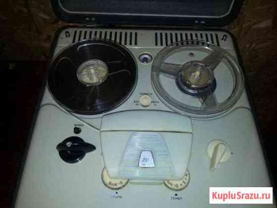 Магнитофон катушечный Ликино-Дулево