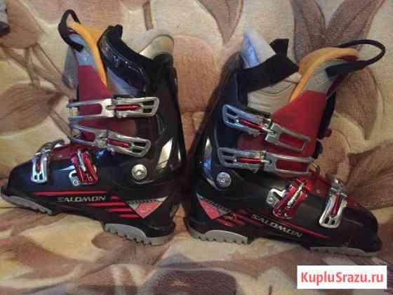 Продаю горнолыжные ботинки Salomon Фрязино
