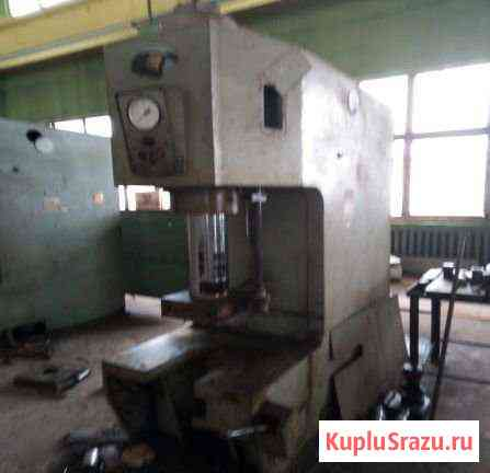 Б/У Пресс гидравлический П6330 Дмитров