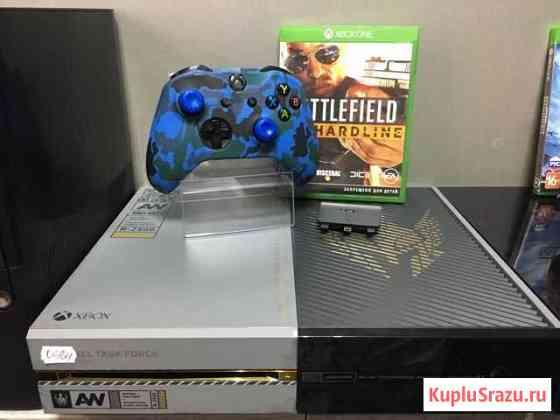 Игровая приставка xbox ONE 500Gb (Арт:564) Подольск