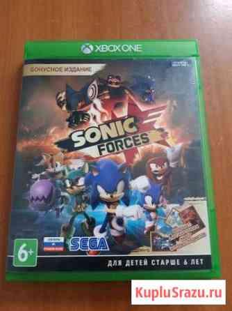 Sonic для Xbox one Видное