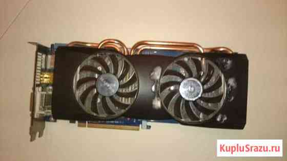 Gigabyte Radeon HD 5870 1Gb Коммунарка