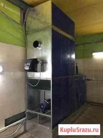 Комплектующие для окрасочно сушильных камер Икша