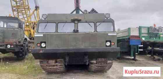 Тягач вездеход транспортер дт-30П Витязь Санкт-Петербург