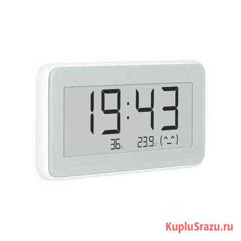 Часы термометр гигрометр Xiaomi Mijia BT4.0 Санкт-Петербург