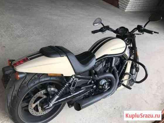 Harley-Davidson V-Rod Night Rod Москва