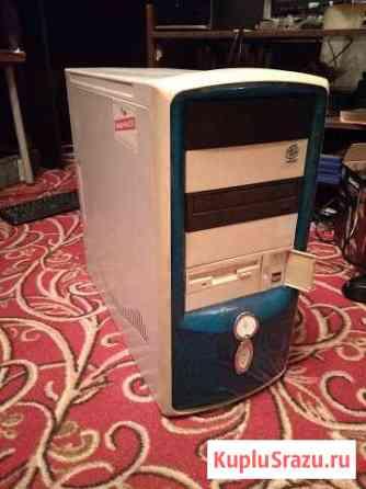 Старенький компьютер на Pentium 4 Видное