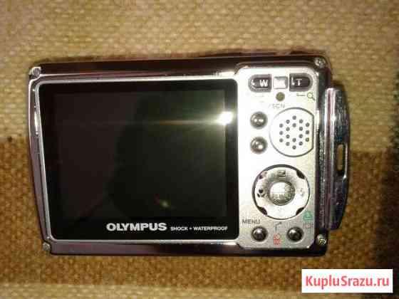 Подводный фотоаппарат Olimpus m725sw Протвино