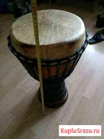 Барабан джембе 12дюймов Санкт-Петербург