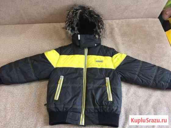 Куртка Kerry, зима, р 128 Истра