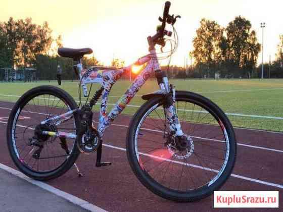 Велосипед hartman fantom Электрогорск