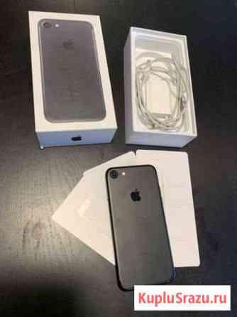 iPhone 7 128gb Черный Реутов