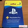 Playstation plus 3-месяца