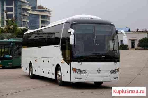 Автобус Голден Драгон 6126 Санкт-Петербург