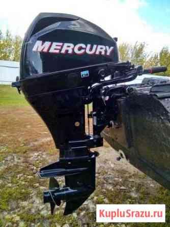 Лодочный мотор mercury 15 л.с. 4 тактный Озёры
