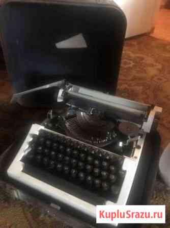 Пишущая машинка Подольск