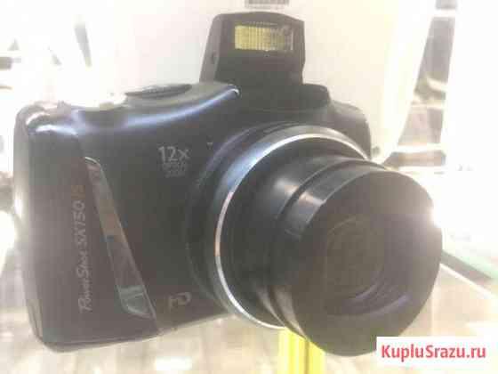 Фотоаппарат Canon Железнодорожный