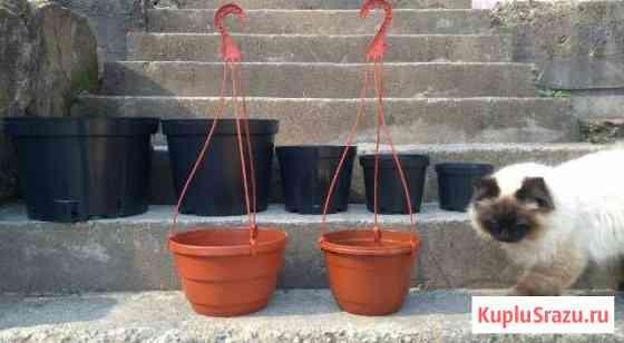 Горшки, кашпо-контейнеры для растений, цветов Сочи