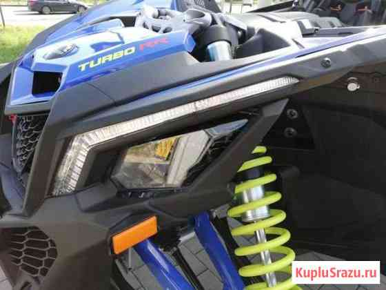 Багги BRP Can-Am Maverick X3 X RS turbo RR 2020 Сочи