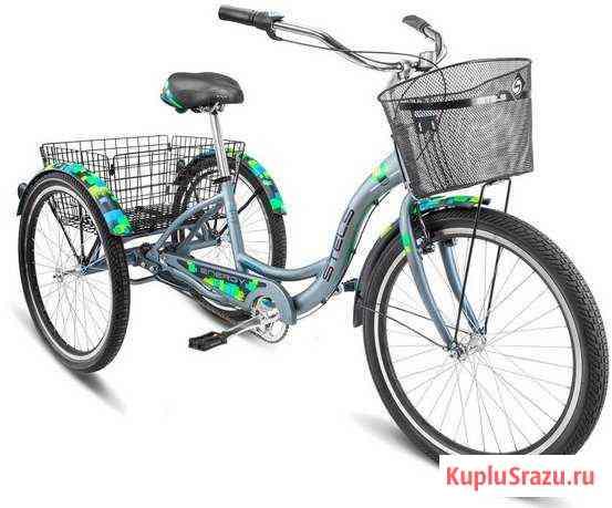 Трехколесный велосипед stels energy Сочи