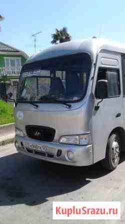 Автобус Хундай Коунти 2012г продажа:обмен: Сочи