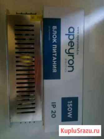 Блок питания для светодиодной ленты Анапа